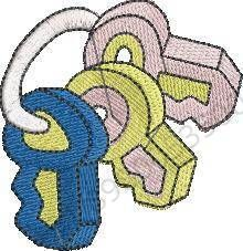 Baby and Children Applique Embroidery Design