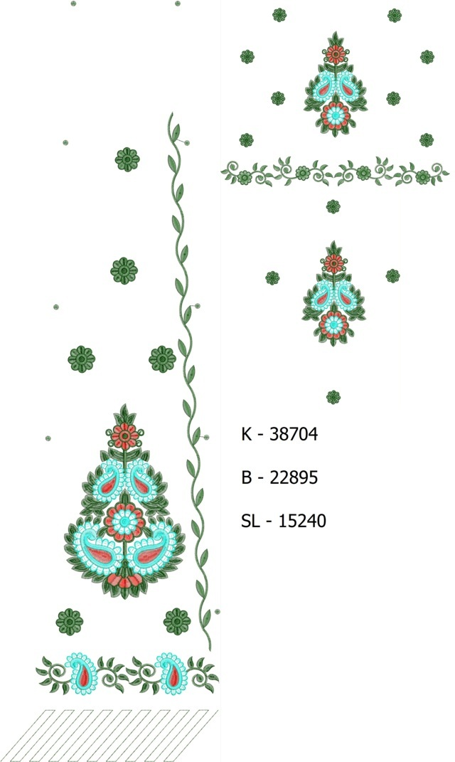 rajasthani Lehengha / kali Embroidery Design