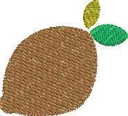 Food & Drink Embroidery Design