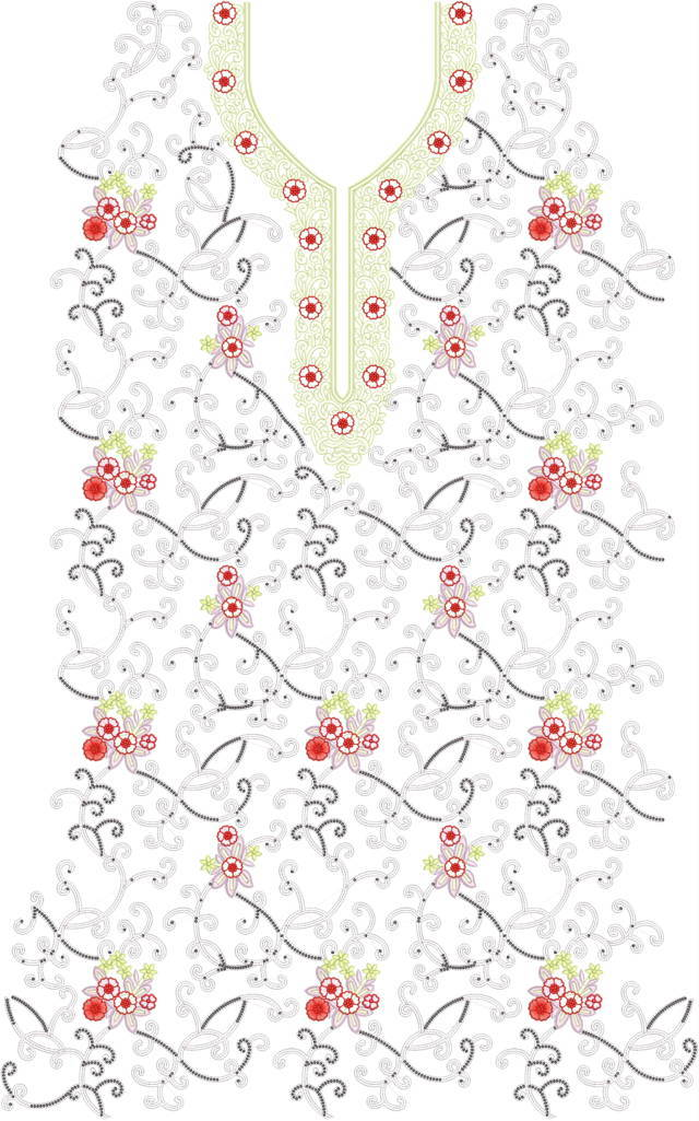 Heavy jaal rich concept Punjabi Suits Latest Dress Embroidery Design