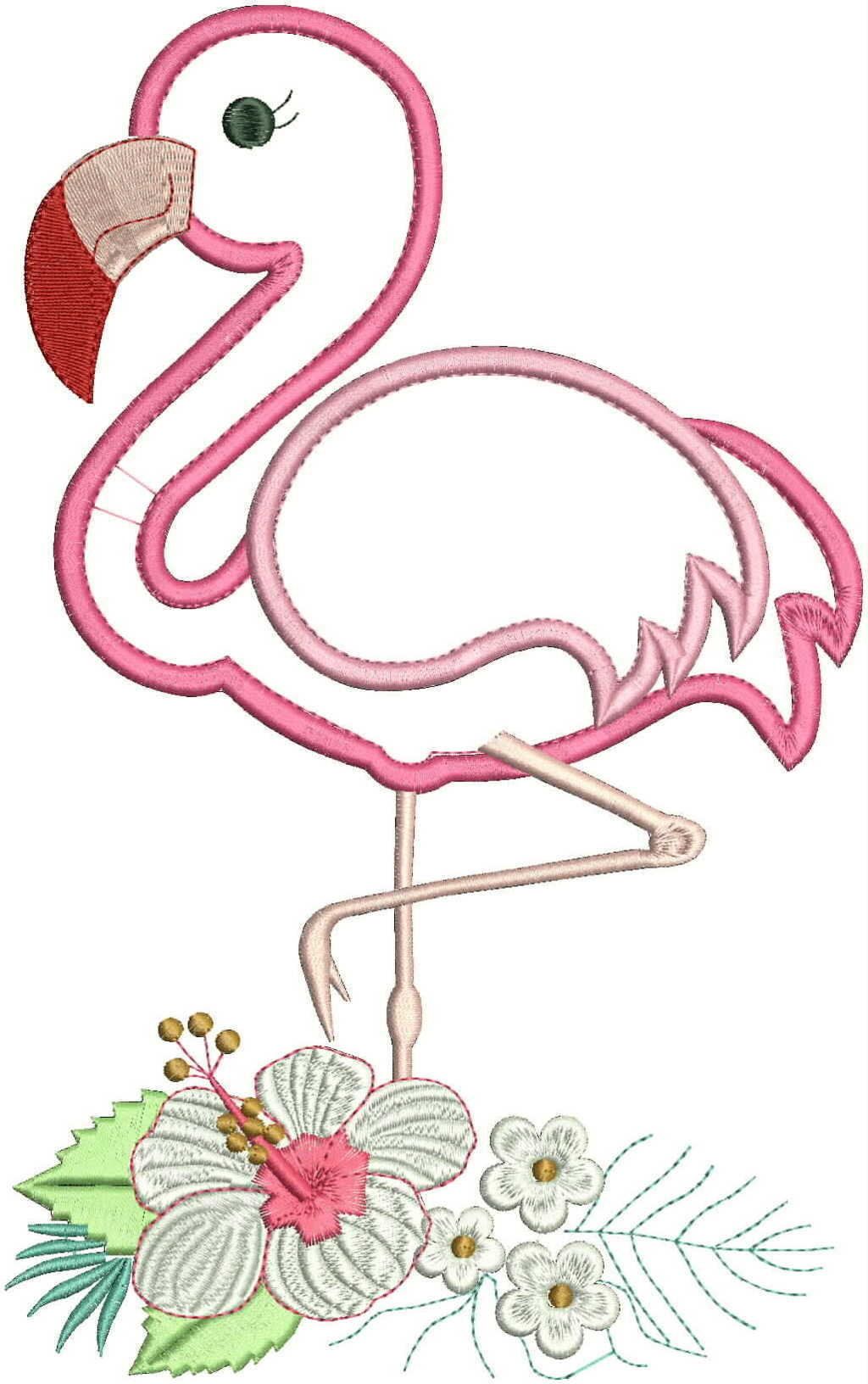 Birds & Animals Embroidery Desing