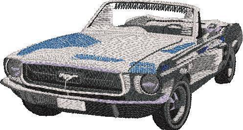 Cars & vehicle Embroidery Design
