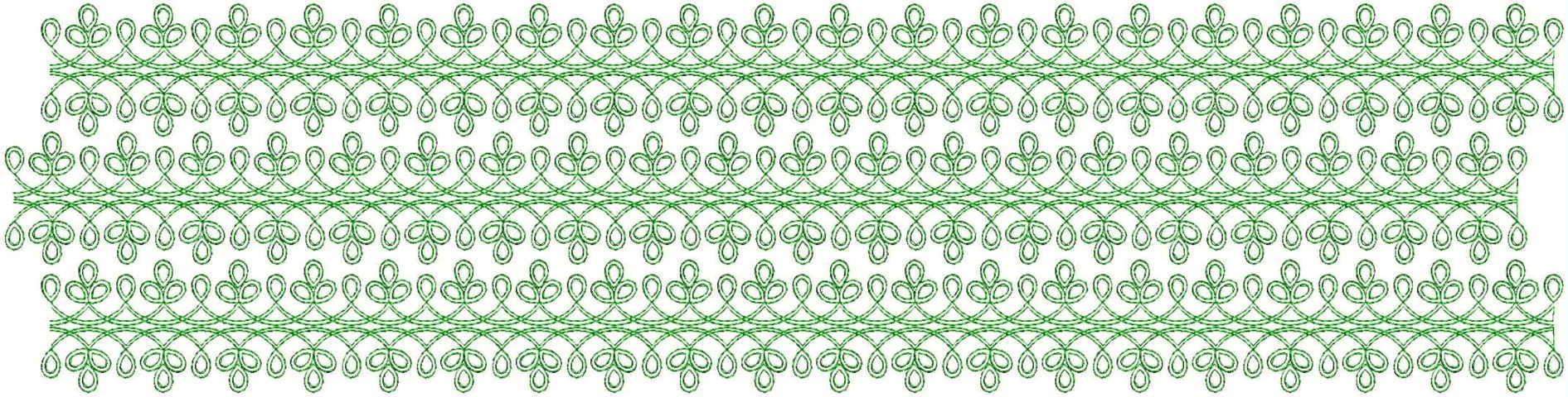 creative  art lace/border embroidery designs